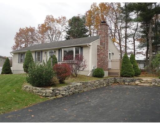 Частный односемейный дом для того Продажа на 7 Tanglewood Circle 7 Tanglewood Circle Rutland, Массачусетс 01543 Соединенные Штаты