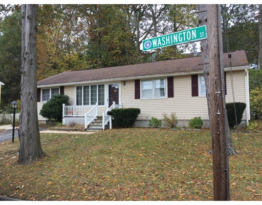 Single Family Home for Sale at 6 Washington Shrewsbury, Massachusetts 01545 United States