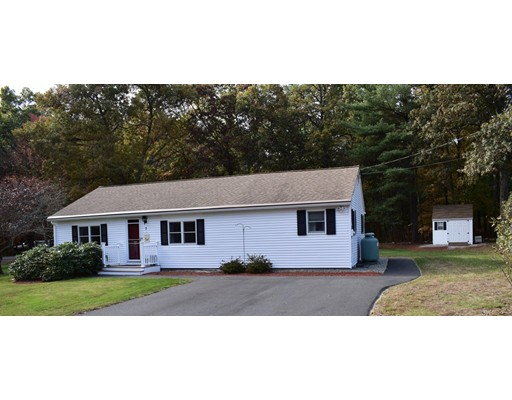 Single Family Home for Sale at 7 McCarthy Drive 7 McCarthy Drive Groton, Massachusetts 01450 United States