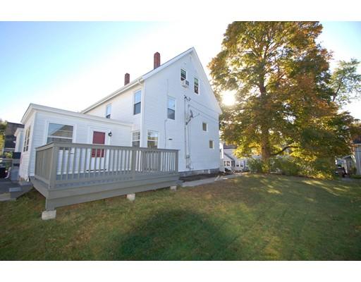 تاون هاوس للـ Rent في 3 Soward St - 1/2 Duplex #3 3 Soward St - 1/2 Duplex #3 Hopedale, Massachusetts 01747 United States