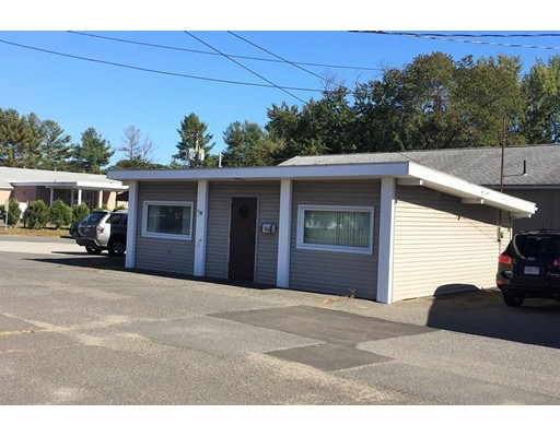 Commercial للـ Rent في 504 Granby Road 504 Granby Road South Hadley, Massachusetts 01075 United States