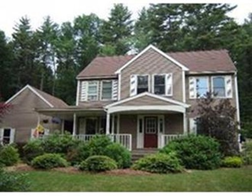 واحد منزل الأسرة للـ Rent في 21 Wamsutta Ridge Road 21 Wamsutta Ridge Road Charlton, Massachusetts 01507 United States