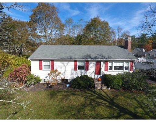 独户住宅 为 销售 在 399 Rockland Street 阿宾顿, 02351 美国