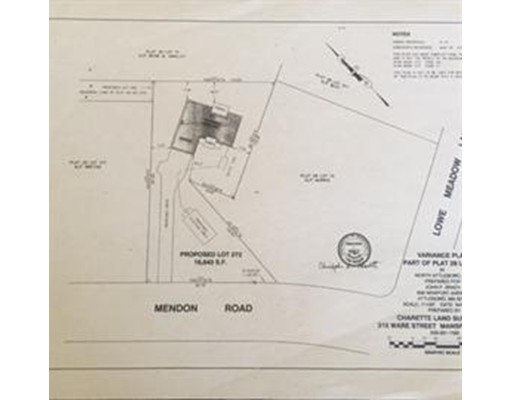Land for Sale at 191 Mendon Road North Attleboro, 02760 United States