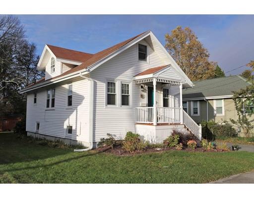 Maison unifamiliale pour l Vente à 100 Church Street 100 Church Street Fairhaven, Massachusetts 02719 États-Unis