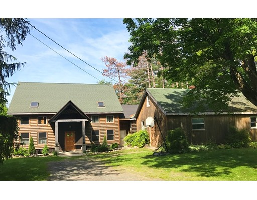 Single Family Home for Sale at 305 Crest Lane 305 Crest Lane Granville, Massachusetts 01034 United States