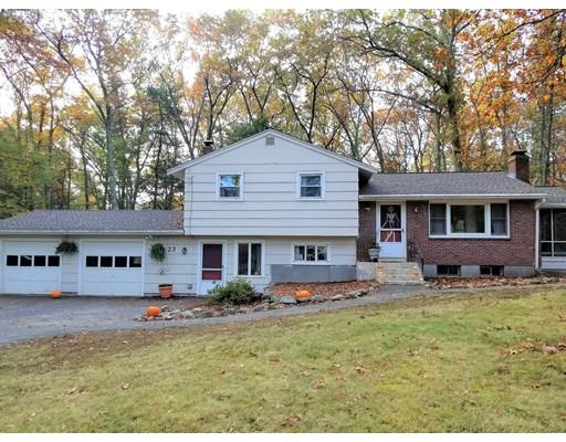 Maison unifamiliale pour l à louer à 23 Poplar Street 23 Poplar Street Sudbury, Massachusetts 01776 États-Unis