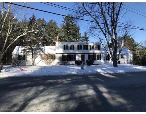 Maison unifamiliale pour l Vente à 39 South Street 39 South Street Townsend, Massachusetts 01469 États-Unis