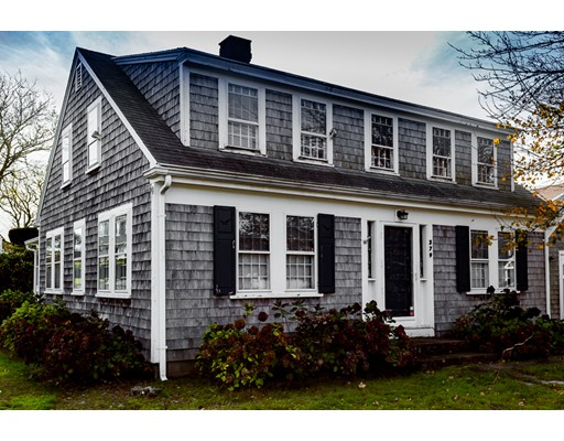 Single Family Home for Sale at 379 Old Wharf 379 Old Wharf Dennis, Massachusetts 02639 United States