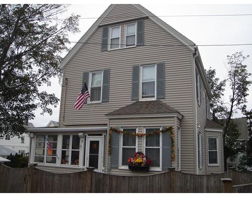 独户住宅 为 销售 在 7 CLINTON PLACE Everett, 02149 美国