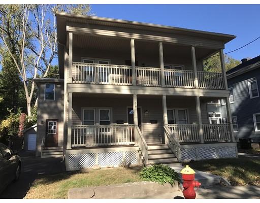 Single Family Home for Rent at 58 Bonner Street 58 Bonner Street Chicopee, Massachusetts 01013 United States