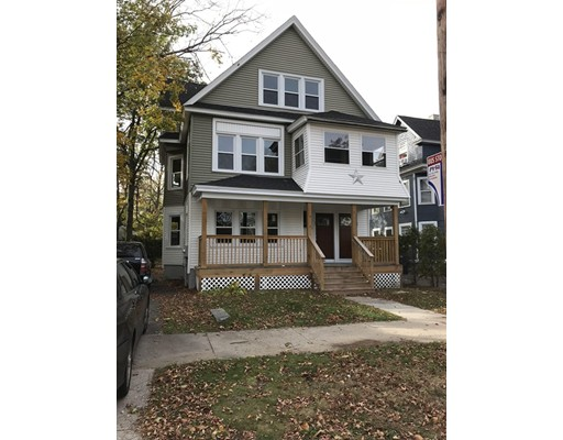 Single Family Home for Rent at 204 Westford Avenue Springfield, 01109 United States