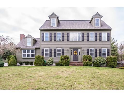 واحد منزل الأسرة للـ Sale في 30 Stockbridge Road 30 Stockbridge Road Bridgewater, Massachusetts 02324 United States