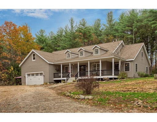 Casa Unifamiliar por un Venta en 32 Regwood Phillipston, Massachusetts 01331 Estados Unidos