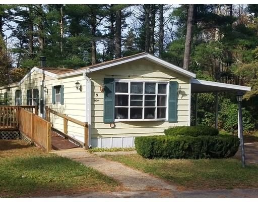 Single Family Home for Sale at 9 Roosevelt Ridge 9 Roosevelt Ridge Carver, Massachusetts 02330 United States