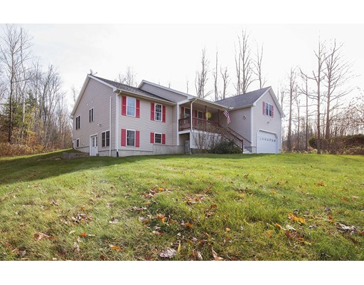 Single Family Home for Sale at 297 Cummington Road 297 Cummington Road Ashfield, Massachusetts 01330 United States