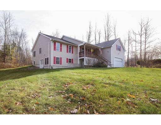 واحد منزل الأسرة للـ Sale في 297 Cummington Road 297 Cummington Road Ashfield, Massachusetts 01330 United States