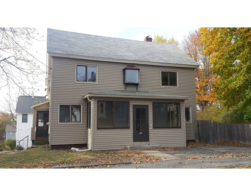 Multi-Family Home for Sale at 48 Washington Street 48 Washington Street Ayer, Massachusetts 01432 United States