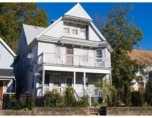 Multi-Family Home for Sale at 242 Talbot Avenue 242 Talbot Avenue Boston, Massachusetts 02124 United States
