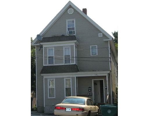 Casa Multifamiliar por un Venta en 25 Read Street 25 Read Street Lowell, Massachusetts 01850 Estados Unidos
