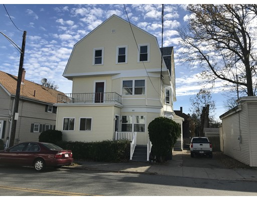 Multi-Family Home for Sale at 623 Robeson Street 623 Robeson Street Fall River, Massachusetts 02720 United States