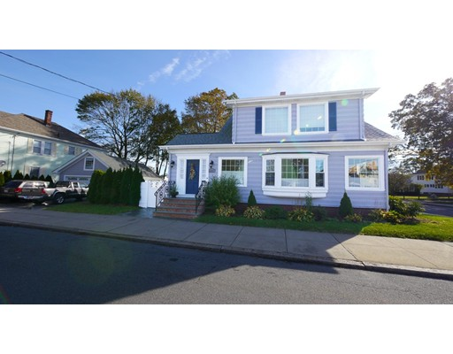 Single Family Home for Sale at 1597 Robeson Street Fall River, Massachusetts 02720 United States