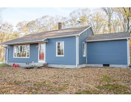 واحد منزل الأسرة للـ Sale في 245 Ware Road 245 Ware Road Belchertown, Massachusetts 01007 United States