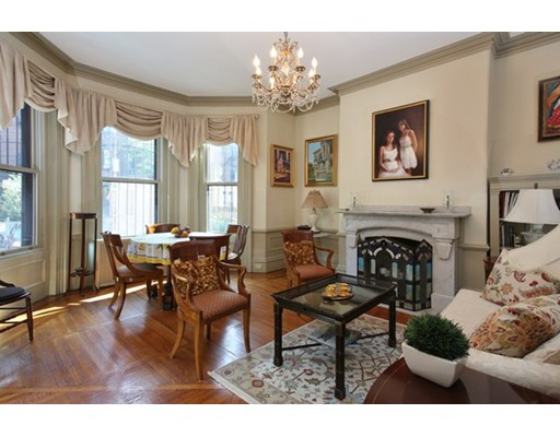 Single Family Home for Rent at 387 Beacon Street Boston, 02116 United States