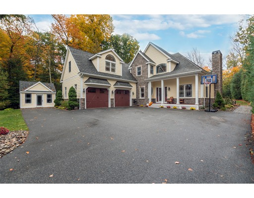 Single Family Home for Sale at 123 Lancaster Drive 123 Lancaster Drive Tewksbury, Massachusetts 01876 United States