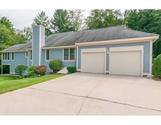 共管式独立产权公寓 为 销售 在 5 Turnberry Circle #5 5 Turnberry Circle #5 Bedford, 新罕布什尔州 03110 美国
