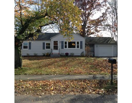 独户住宅 为 销售 在 189 Circle Drive 189 Circle Drive West Springfield, 马萨诸塞州 01089 美国