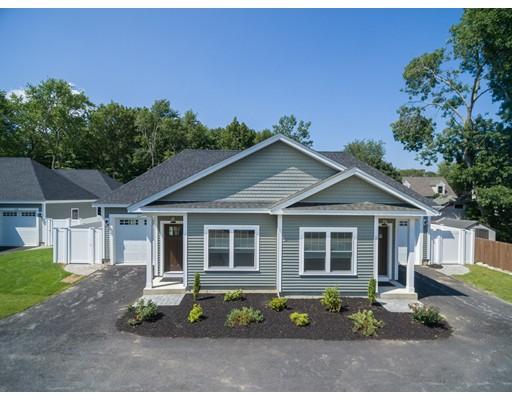 Appartement en copropriété pour l Vente à 34 Elm 34 Elm Salisbury, Massachusetts 01952 États-Unis