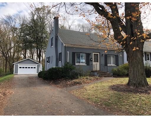 独户住宅 为 出租 在 25 Bernard Street Lexington, 02420 美国