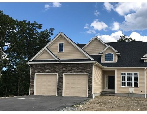Appartement en copropriété pour l Vente à 26 Fairway View Drive 26 Fairway View Drive Sutton, Massachusetts 01590 États-Unis