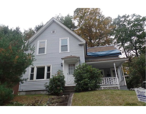 独户住宅 为 销售 在 15 Dexter Street Orange, 01364 美国