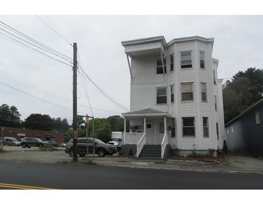 Maison avec plusieurs logements pour l Vente à 575 S Union Street 575 S Union Street Lawrence, Massachusetts 01843 États-Unis