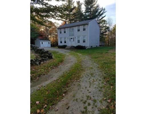 Casa Unifamiliar por un Venta en 37 Dogwood Rd N 37 Dogwood Rd N Hubbardston, Massachusetts 01452 Estados Unidos