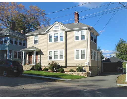 Multi-Family Home for Sale at 25 Flint Road Watertown, Massachusetts 02472 United States