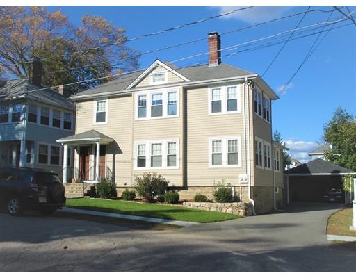 多户住宅 为 销售 在 25 Flint Road 25 Flint Road 沃特敦, 马萨诸塞州 02472 美国