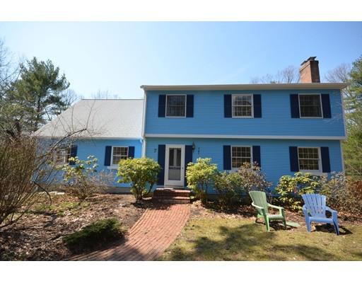 Casa Unifamiliar por un Venta en 7 Teaberry Lane 7 Teaberry Lane Amherst, Massachusetts 01002 Estados Unidos