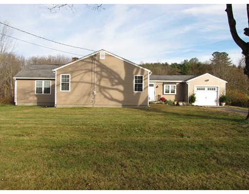 Single Family Home for Sale at 52 Brookfield Road 52 Brookfield Road Brimfield, Massachusetts 01010 United States