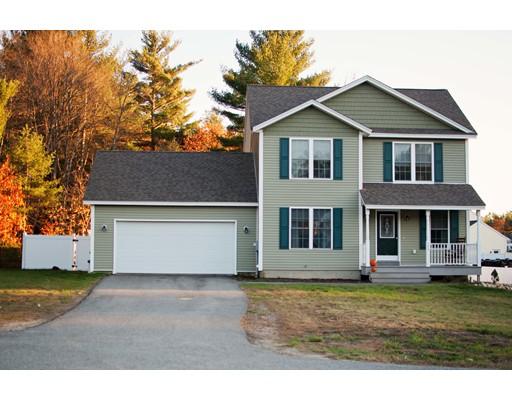 独户住宅 为 销售 在 145 Bayberry Circle 温琴登, 01475 美国