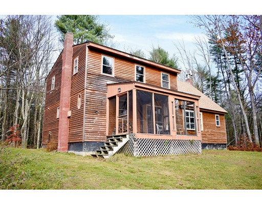Casa Unifamiliar por un Venta en 30 Colony Road Phillipston, Massachusetts 01331 Estados Unidos