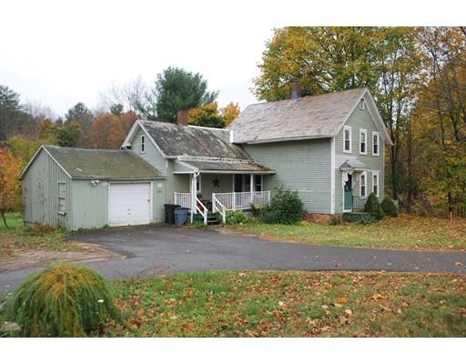 واحد منزل الأسرة للـ Sale في 982 Center Street 982 Center Street Ludlow, Massachusetts 01056 United States