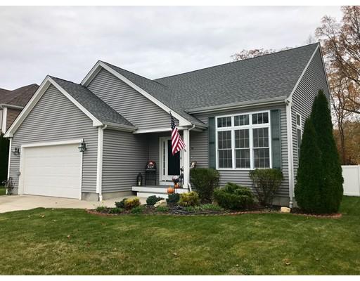 Частный односемейный дом для того Продажа на 38 Apple Tree Lane 38 Apple Tree Lane New Bedford, Массачусетс 02740 Соединенные Штаты