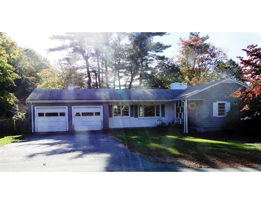 Single Family Home for Rent at 6 Conant Road Westwood, Massachusetts 02090 United States