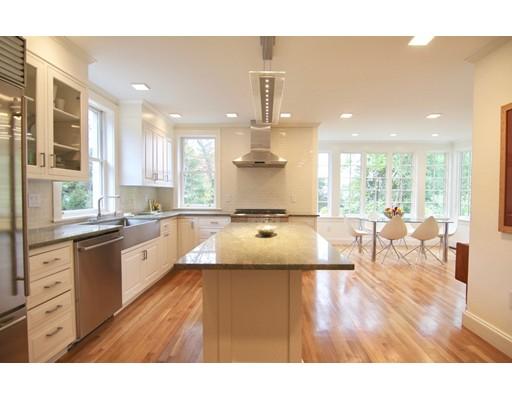 Частный односемейный дом для того Аренда на 177 Coolidge Hill 177 Coolidge Hill Cambridge, Массачусетс 02138 Соединенные Штаты