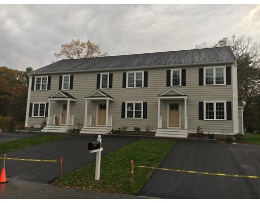共管式独立产权公寓 为 销售 在 43 Suffolk Street 阿宾顿, 02351 美国