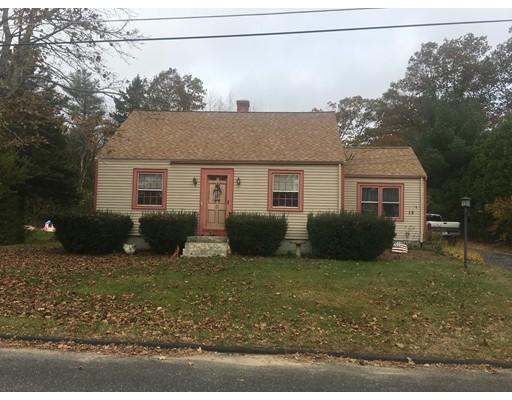 Частный односемейный дом для того Продажа на 13 Highland Park Road 13 Highland Park Road Rutland, Массачусетс 01543 Соединенные Штаты