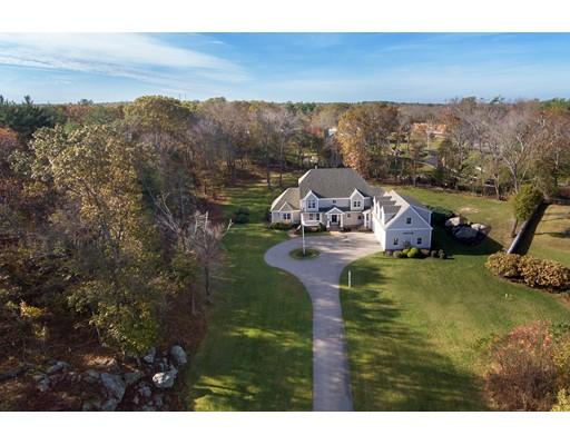Single Family Home for Sale at 728 Jerusalem Road 728 Jerusalem Road Cohasset, Massachusetts 02025 United States